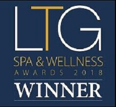LTG Spa and Wellness 2018 award