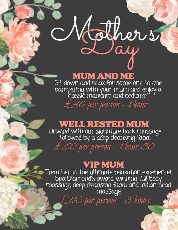Mother's Day Packages